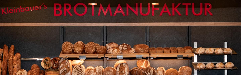 Brotmanufaktur Kleinbauer: Handwerkliche Backkunst die man riecht, sieht und schmeckt!